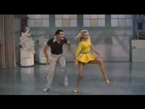 fantastic dance scene remix from white christmas - Youtube White Christmas