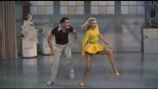 Fantastic dance scene remix from White Christmas
