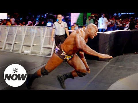 In-depth analysis of Titus O'Neil's legendary Greatest Royal Rumble fall: WWE Now