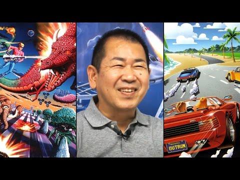 Yu Suzuki Interview - Childhood | SEGA | Arcade Games | Game Creation