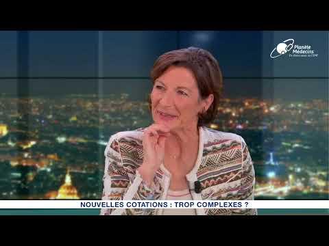 """Planète Médecins - """"Nouvelles Cotations : Trop Complexes ? - Emission Du 29/11/2017"""