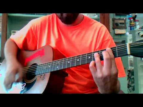 how to play sublime (bad fish) on guitar - YouTube