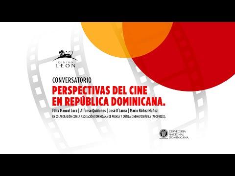 Conversatorio. Perspectivas del cine en República Dominicana.