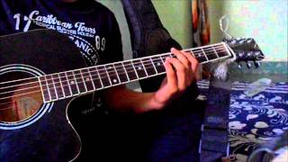 Saajna unplugged ;I,Me aur Main: Guitar Tutorial and Cover