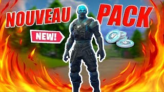 I BUY THE NEW PACK A 5 EUROS ON FORTNITE! Surprise