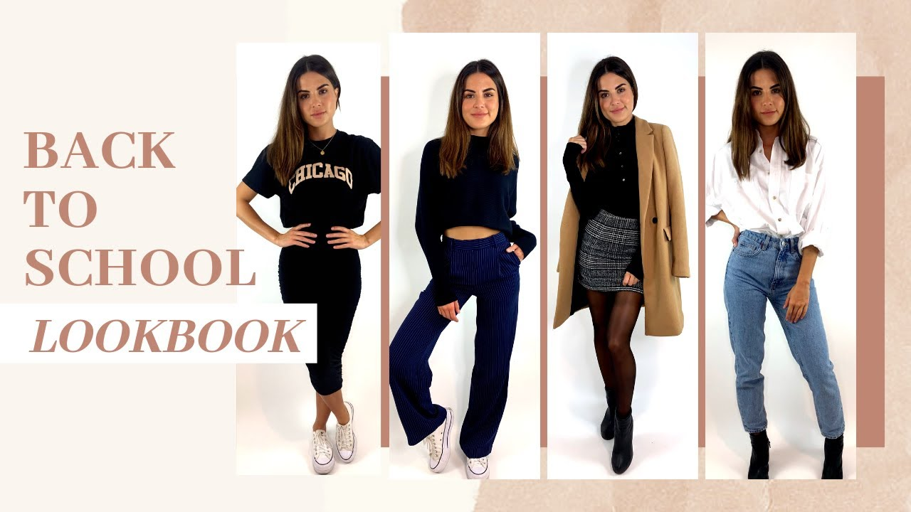 5 Easy Back to School Outfits 2019
