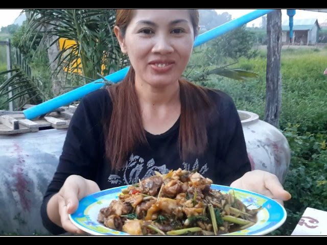 Cooking shows on food network - Khmer cooking - Amazing