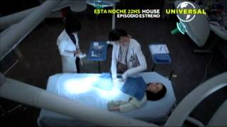Dr. House - Temporada 8 -- Episodio 17
