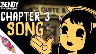 Bendy and the Ink Machine Chapter 3 Song - Rockit Gaming   Quite the Gal (Alice Angel)