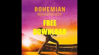 Bohemian Rhapsody 2018 (Movie Soundtrack) + Free Download