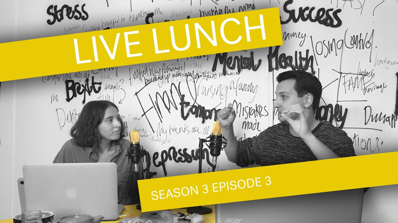 Success on your mind | LiveLunch - Season 3 Episode 3 Cover Image