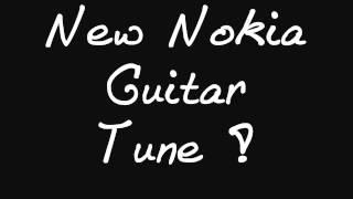New Nokia Guitar Ringtone