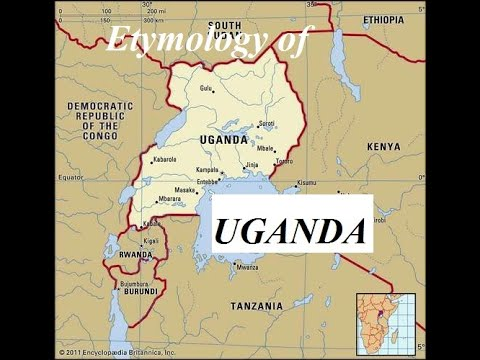 Etymology of Uganda I Uganda - வேர்ச்சொல்லாய்வு I Tamil is the mother of languages I Sivaramkrishnan
