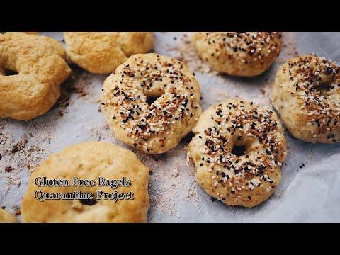 Quarantine Project: Gluten Free Bagels
