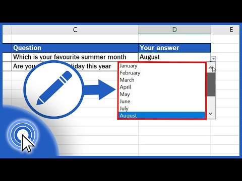 How To Edit A Drop-Down List In Excel