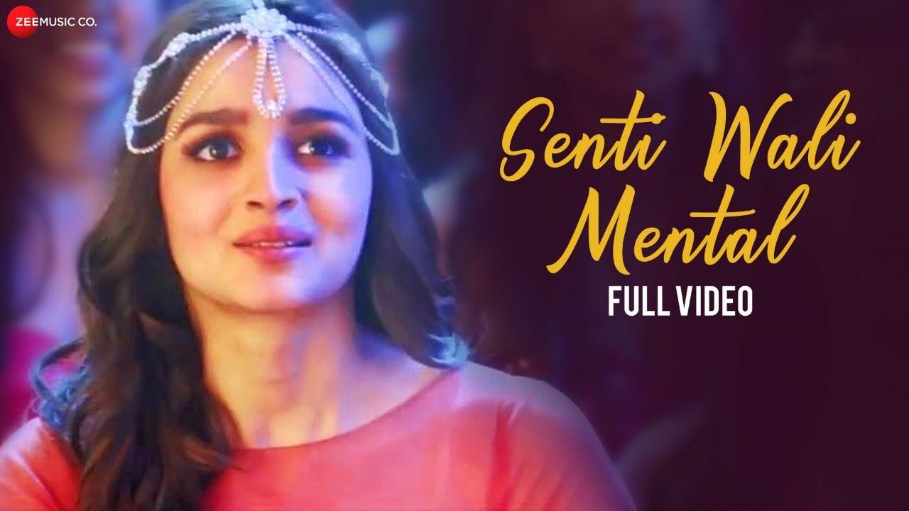 Download Senti Wali Mental - Full Video | Shaandaar | Shahid Kapoor & Alia Bhatt | Amit Trivedi |Arijit Singh