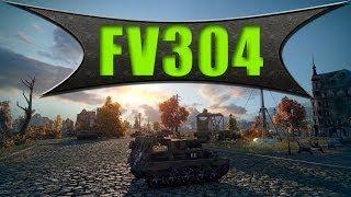 Видео гайд World of Tanks по FV304 - Коса смерти(Видео гайд World of Tanks по FV304 - Коса смерти - это повтор боя, в музыкальном сопровождении, на карте