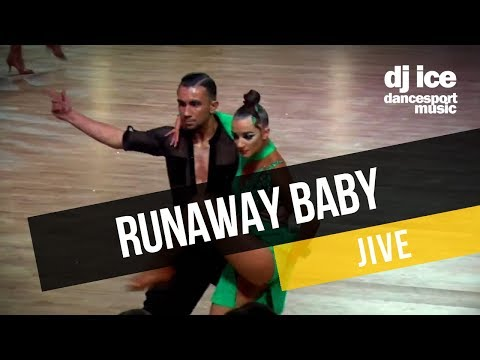 JIVE | Runaway Baby (VIEL Lounge Band - Dj Ice Mix)