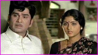 Oorantha Sankranthi Telugu Movie Scenes  ANR  Jayasudha  Sridevi  Krishna