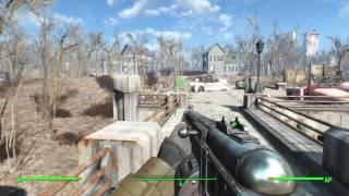 Fallout 4: Cruel Parking Lot Maze (PS4)