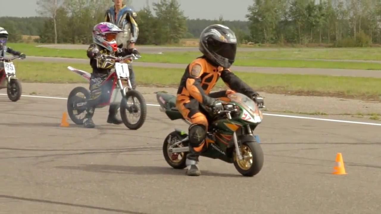 Мини Мотоциклы для Детей | Байки Мото Видео Бесплатно
