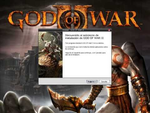 descargar juego god of war para pc