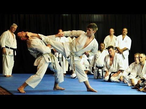 Kyokushin Karate The KO 1991)part2 - YouTube