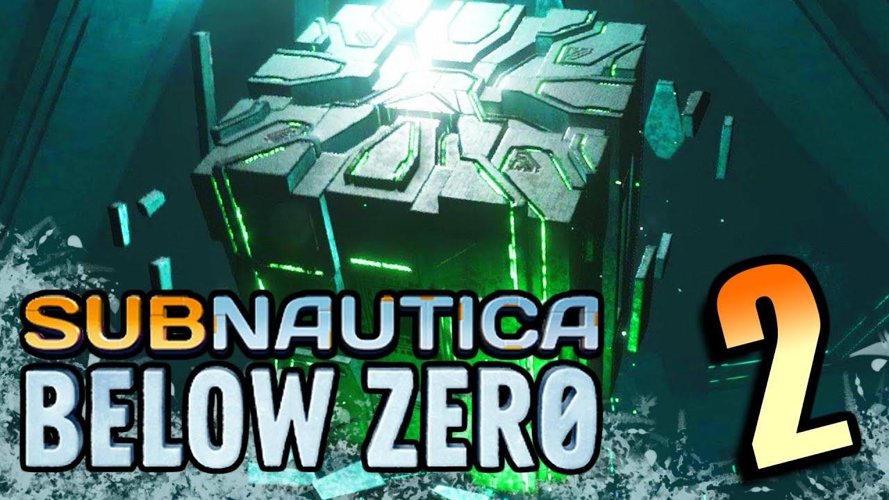Subnautica Below Zero The Cube Part 2 Youtube