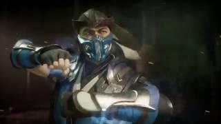 MK11 Sub-Zero Vs Scorpion With MKX Dialogue