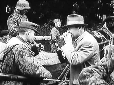 Солдаты РОА в Праге