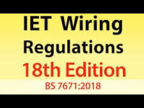 17th Edition Inspection and Testing Tutorial with a SWA Cable Section (720 hd)