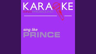 Raspberry Beret (In the Style of Prince) (Karaoke with Background Vocal)