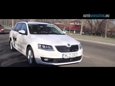 Melyik a jobb kombi? Volkswagen Golf Variant vs. Skoda Octavia Combi