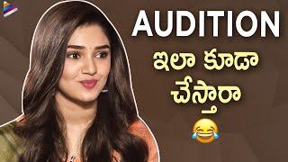 Krithi Shetty Reveals about Her Audition For Uppena | Uppena Telugu Movie Interview | Vaisshnav Tej