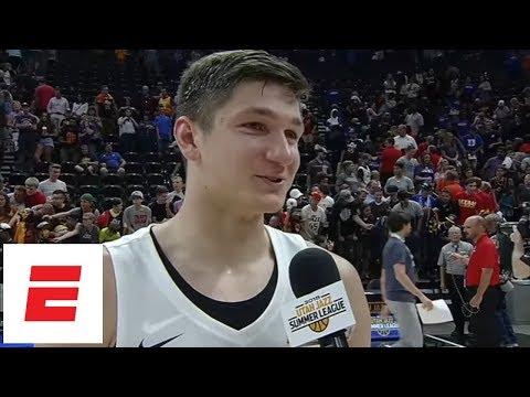 Grayson Allen NBA Summer League highlights for Utah Jazz | ESPN