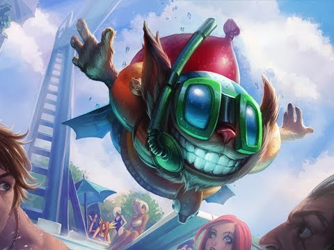 League Preview - Pool Party Ziggs