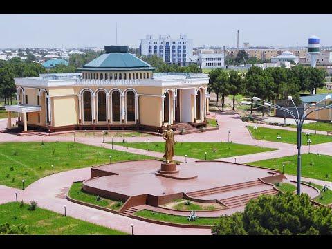 Термез самый южный город Узбекистана