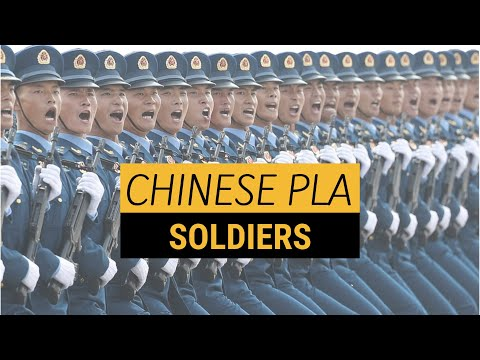 2000 to 3000 China PLA Soldiers suspected to be in the Phili