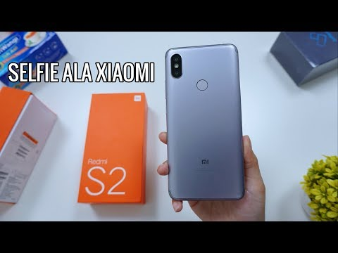 UNBOXING XIAOMI REDMI S2 INDONESIA!
