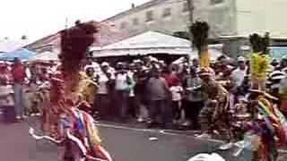 ネイビス島のお祭り「カルチャラマ」 - Nevis Culturama 2008