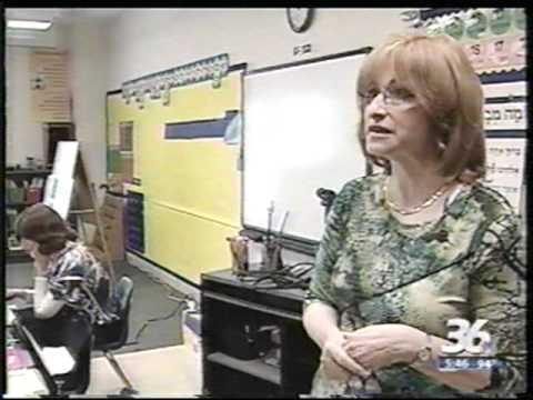 Charlotte Jewish Day School on NBC 36