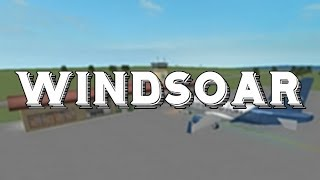 ROBLOX | WindSoar Air Embraer 170 Flight