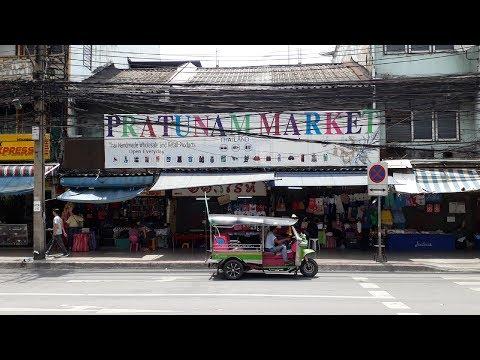 Pratunam Market Bangkok | Shopping in Bangkok