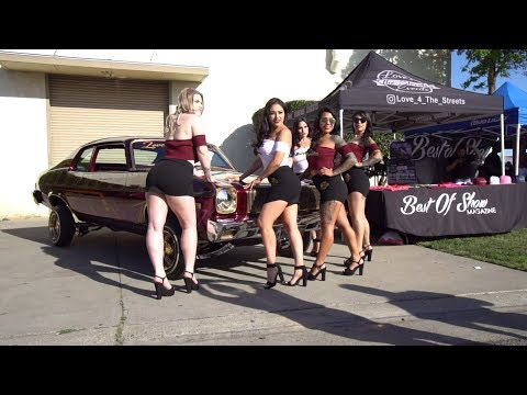 Best of Show Custom Car Lowrider Truck Dub Show Merced California 2018