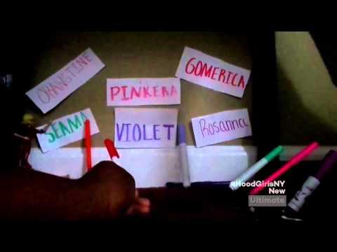 Hood Girls New York - Anger Unmanagement