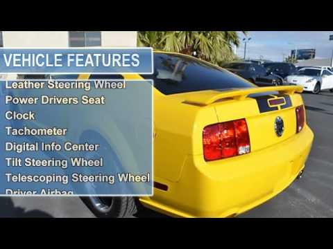 2005 ford mustang reliable auto sales las vegas nv 89104 youtube. Black Bedroom Furniture Sets. Home Design Ideas
