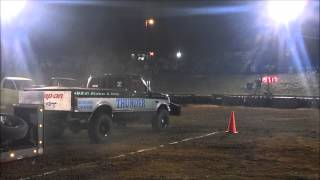 Truck Pulls, Doniphan MO, Lenny Johnson, Thunder Two