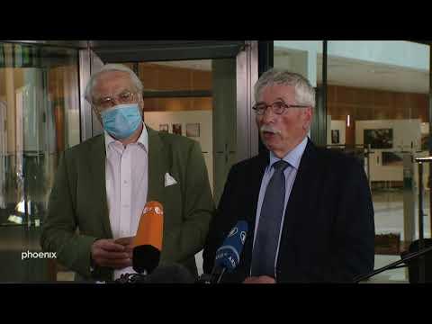 Statement von Thilo Sarrazin zu seinem SPD-Parteiausschluss