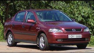 Opel Astra G Irmscher