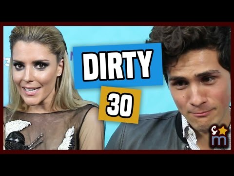 DIRTY 30 Movie Interviews w/ Grace Helbig, Hannah Hart, Smosh & More | Interview